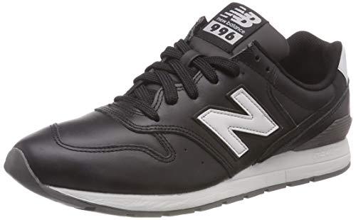 New Balance Herren 996 Sneaker, Schwarz (Black/Nimbus Cloud Lt), 47 EU