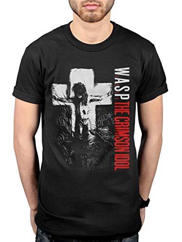 Offiziell WASP The Crimson Idol T-Shirt