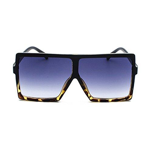 Inlefen Gafas de sol de gran tamaño para las mujeres Gafas...