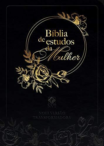 Bíblia de estudos da mulher - Letra maior