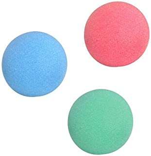 US Toy 1 Dozen Foam Balls,colors may very