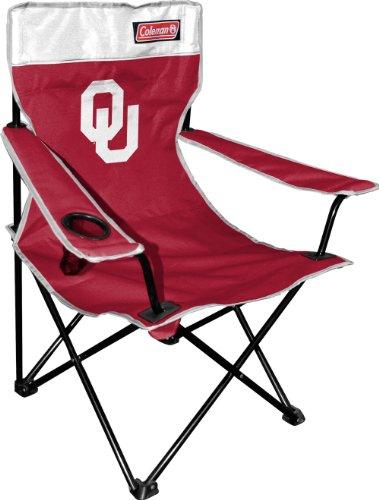 NCAA Oklahoma Sooners Coleman Klappstuhl mit Tragetasche