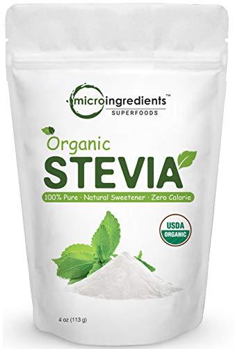 1. Micro Ingredients – Organic Stevia