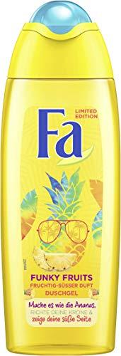FA Duschgel Funky Fruits mit fruchtig-süßem Duft 250ml