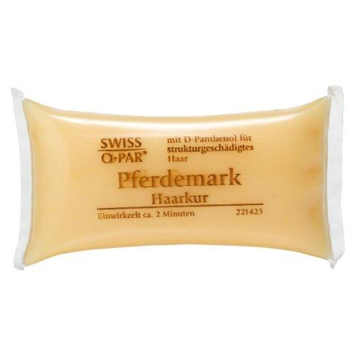 5Pack Swiss O Par Pferdemark Reise-Haarkur 5x 25ml