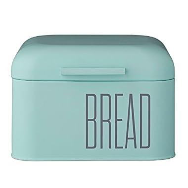 Bloomingville Metal Bread Bin, Mint Green