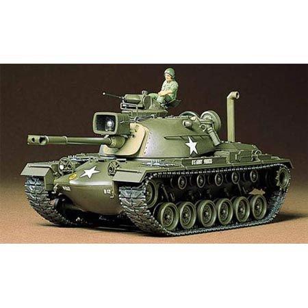 Tamiya America, Inc 1/35 US M48A3 Patton Tank, TAM35120