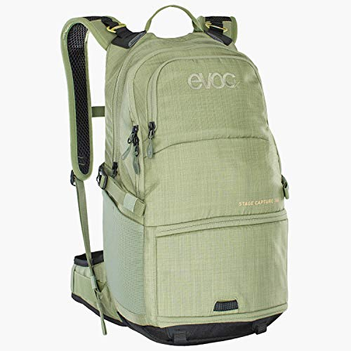 evoc Stage Capture 16l Photo Backpack, Hell Olive meliert, One Size