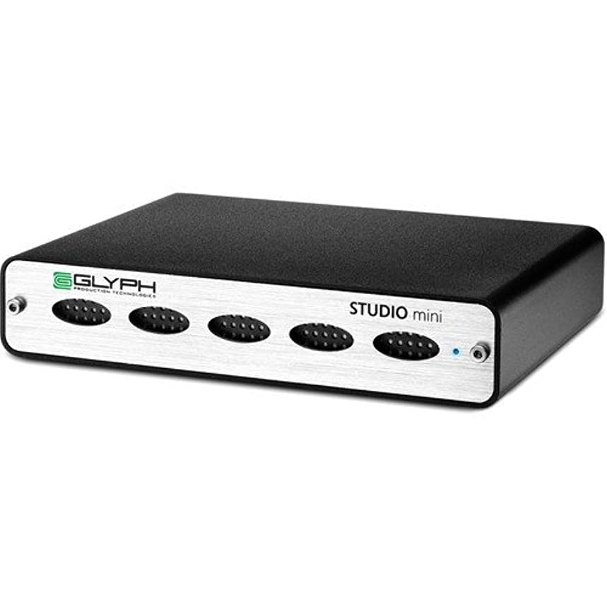 Glyph Studio mini 5TB (USB 3.0, FW800, eSATA) SM5000B