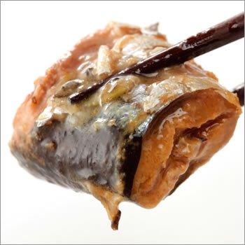 【グルメ缶】かっぱ寿司特選 さんま醤油味付け 4缶セット(680g)≪非常食/保存食/復興/災害対策≫