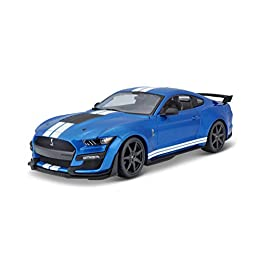 "Die Cast 1:18 Scale (Length : 9.5"") Made of Diecast with some plastic parts Opening doors, hood & trunk True-to-scale detail official licensed product"