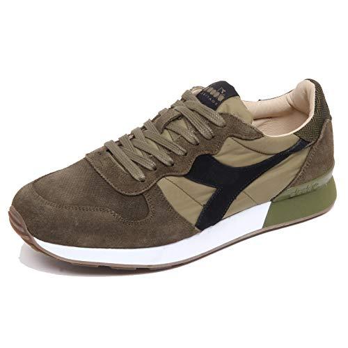 Diadora F7712 Sneaker Uomo Green/Black Heritage Camaro Shoe Man [43]