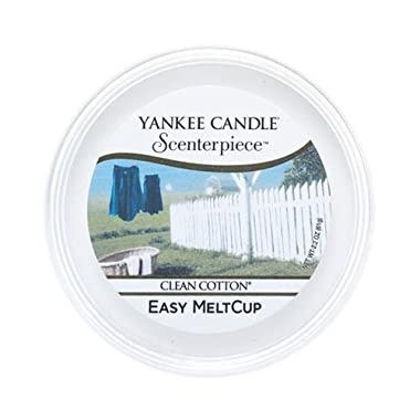 Yankee Candle Company Clean Cotton