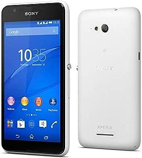 Sony Xperia E4g - 8GB, 4G LTE, White
