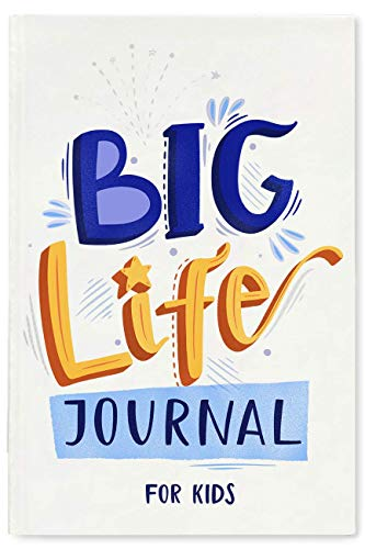 Big Life Journal - Second Edition: A Growth Mindset Guided Journal for Children – Interactive Journal and Goal Planner for Kids – Guided Journal for Kids with Prompts