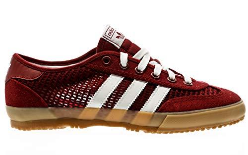 adidas Originals Tischtennis, Collegiate Burgundy-Footwear White-Gum, 11