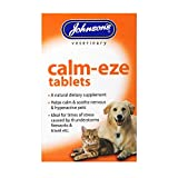 Johnsons Calm-Eze Tablets <span class='highlight'>for</span> <span class='highlight'>Cats</span> & <span class='highlight'>Dogs</span> 30g - 36 Capsules