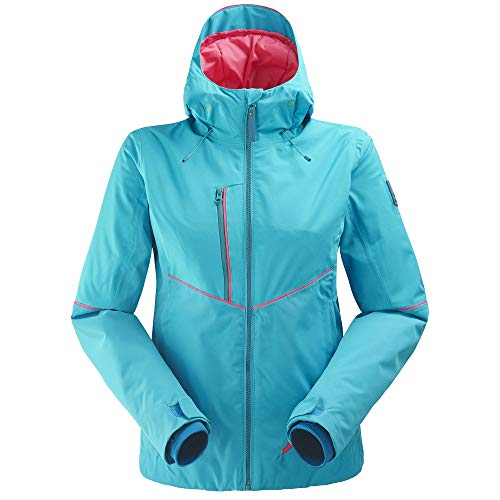 Eider Damen EIV4356 Jacke, Blue Morpho, FR (Taille Fabricant : XL)
