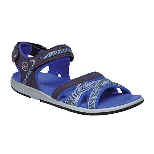 Regatta Womens Santa Clara Adjustable Ankle Strap Sandals