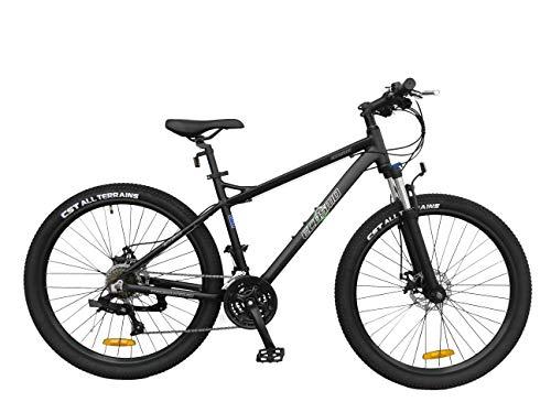 Aleación ECOSMO 66,04 cm X 10,16 cm grasa neumático arena de la playa de bicicleta MTB nieve, 7 SP - 26afb01bl