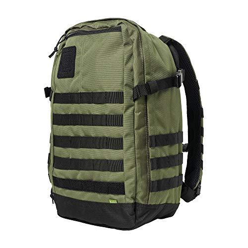 5.11 TACTICAL SERIES Rapid Origin Backpack Rucksack, 50 cm, Grün (Ranger Green)