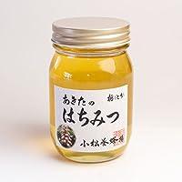 小松養蜂場 秋田のはちみつ 栃(とち) 500g
