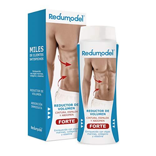 Redumodel Forte - Fórmula Reductora Intensiva de Volumen y Grasa en la Zona Abdominal Masculina - 250 ml