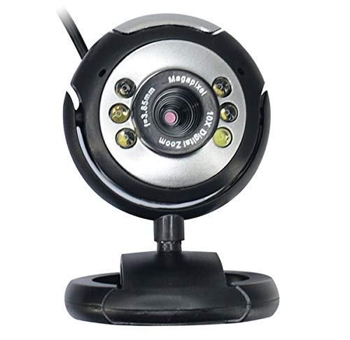 Webcam 1080p com microfone, câmera web de streaming HD FRIEEET Plug and Play, câmera USB de grande angular compatível com PC, computador, laptop, Mac, Zoom, Skype, reunião, FaceTime, videogames, conferência de chamadas de vídeo