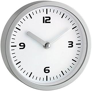 TFA Reloj de Pared con ventosas para baño y Cocina de 165 m