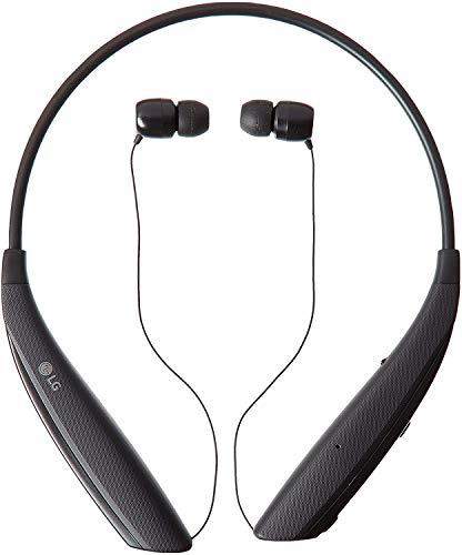 LG Tone Ultra HBS-830 Bluetooth Wireless Stereo Headset with Home/Car Charger (Retail Packing)