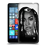 Head Case Designs Offizielle Little Mix Leigh-Anne 2 Fotographie Harte Rueckseiten Huelle kompatibel mit Microsoft Lumia 640 / Dual SIM