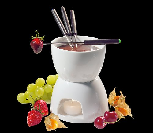 Schokoladen-Fondue-Set Classic