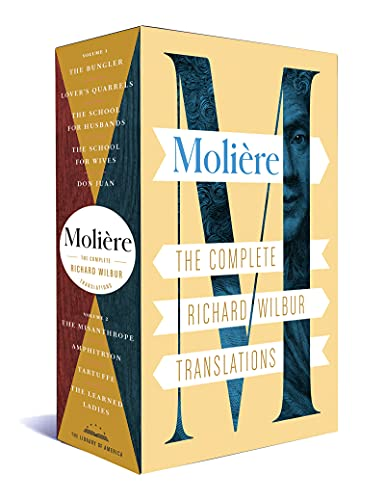 Moliere: The Complete Richard Wilbur Translations