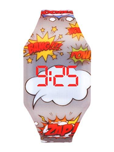 orologio digitale bambino decathlon