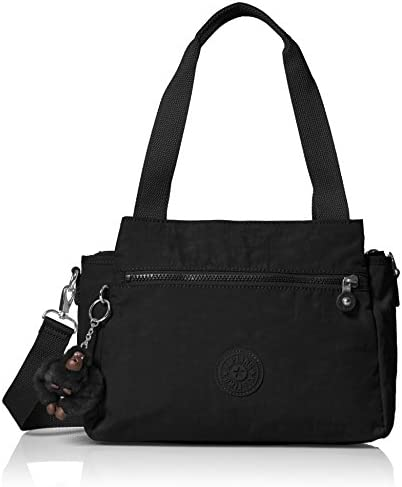 Kipling womens Elysia Crossbody Bag Black T 11 5 L x 9 H 5 D US product image