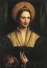 Bernardino Luini Portrait of a Lady c. 1525 72x103 [Kitchen]