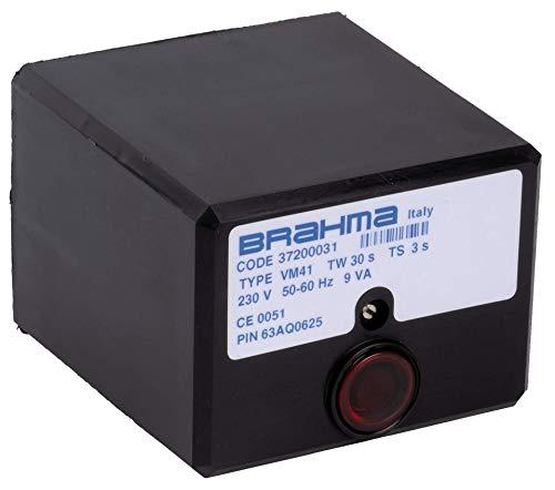 Steuergerät Brahma VM41 (TW 30s TS 3s) code 37200031