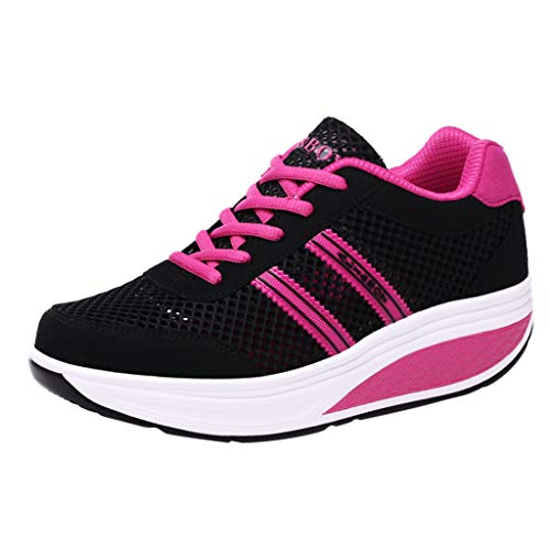Posional Hombre Mujer Zapatillas de Deporte Calzado Deportivo Aptitud Running Sports Trainers...