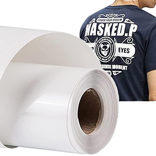 HTV Vinyl Rolls Heat Transfer Red Vinyl for Shirts Vinyl Bundle for Heat Press...