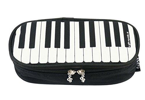 Lápiz estuche Piano–Regalo para músicos