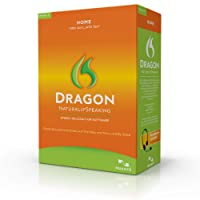Dragon NaturallySpeaking Home 11.0, US English