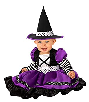 infant witch costume