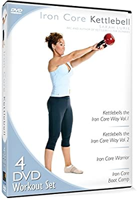 Iron Core Kettlebell by Mill Creek Ent