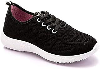 Woman Sneakers Casual-black
