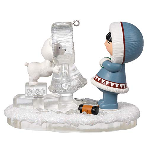 Hallmark Keepsake Christmas Ornament 2020 Year-Dated, Frosty Friends