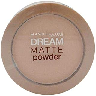 Maybelline New York Dream Matte Powder, Sand, Medium - 0-1 Sand, 0.31 oz.