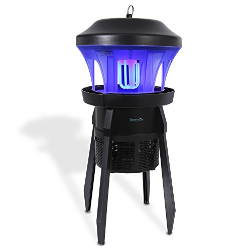 SereneLife WATERPROOF ELECTRIC INSECT KILLER PSLBZ25