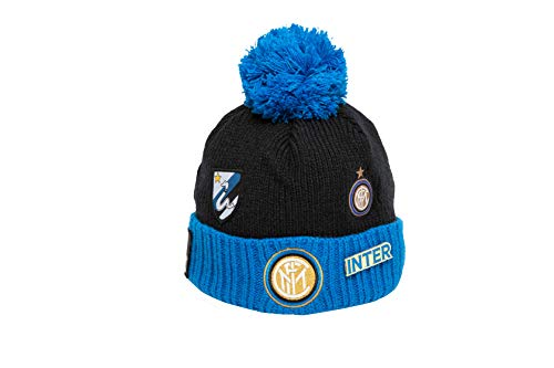 Inter In cap ACR Limited, Cappello Berretto Blu, Taglia Unica