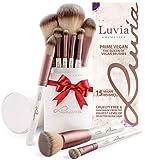 Pinselset Make Up Von Luvia, Beauty Brush-Set Prime Vegan, Besonders Weich & Sanft Zur Haut, Perfektes Geschenk