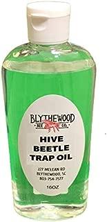 Blythewood Bee Company Hive Beetle Trap Oil